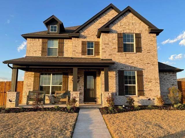 537 Pierce Street, Waxahachie, TX 75165 (MLS #14504413) :: The Hornburg Real Estate Group