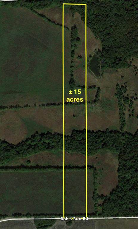 Tract 6 Bobs Run Road, Ferris, TX 75125 (MLS #14505346) :: The Hornburg Real Estate Group