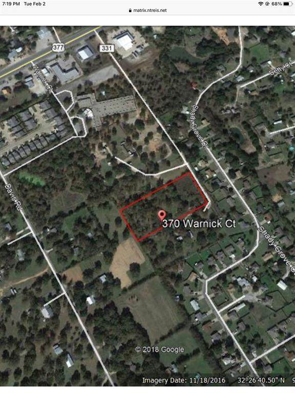 370 Warnick Court, Granbury, TX 76049 (MLS #14515368) :: Trinity Premier Properties