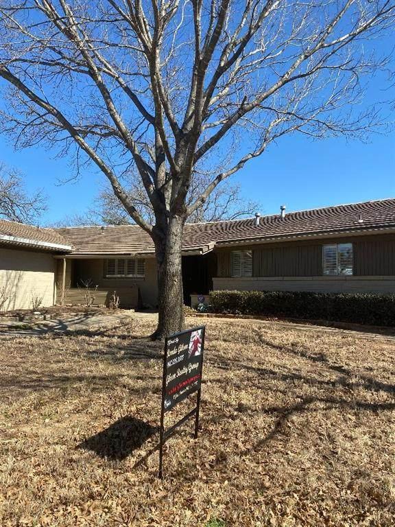 1600 5th Avenue, Mineral Wells, TX 76067 (MLS #14519248) :: Post Oak Realty