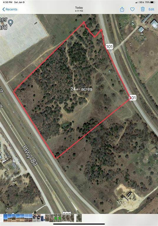 3444 24 Hwy 287 N Access Road, Sunset, TX 76270 (MLS #14519265) :: Robbins Real Estate Group