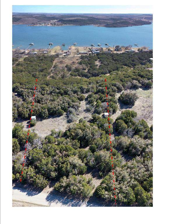 Lot 15 Chapel Road, Possum Kingdom Lake, TX 76450 (MLS #14524703) :: Hargrove Realty Group