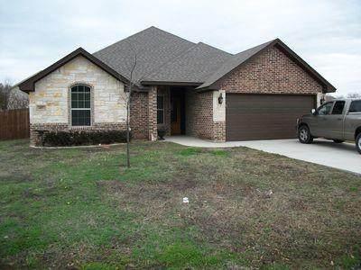 417 Green Meadow Drive, Boyd, TX 76023 (MLS #14526304) :: Justin Bassett Realty