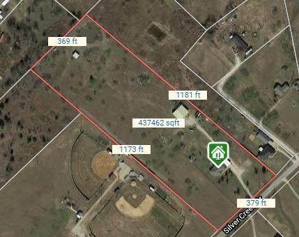 9745 Silver Creek Drive, Scurry, TX 75158 (MLS #14527337) :: Team Hodnett
