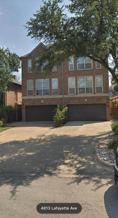 4813 Lafayette Avenue, Fort Worth, TX 76107 (MLS #14530187) :: Feller Realty