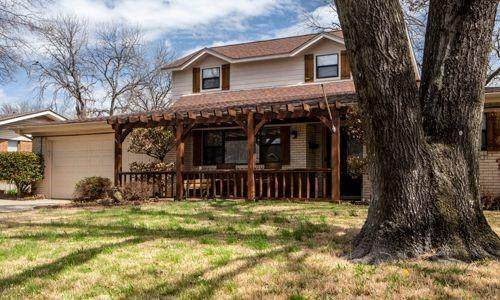 4609 Owendale Drive, Benbrook, TX 76116 (MLS #14530815) :: The Chad Smith Team