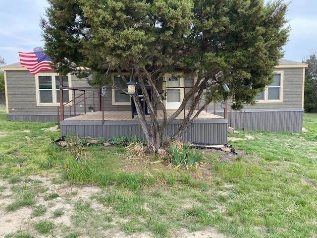 137 Garnet Drive, Weatherford, TX 76087 (MLS #14532576) :: Trinity Premier Properties