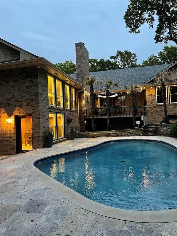 2416 Briarwood Drive, Grapevine, TX 76051 (MLS #14543960) :: Team Tiller