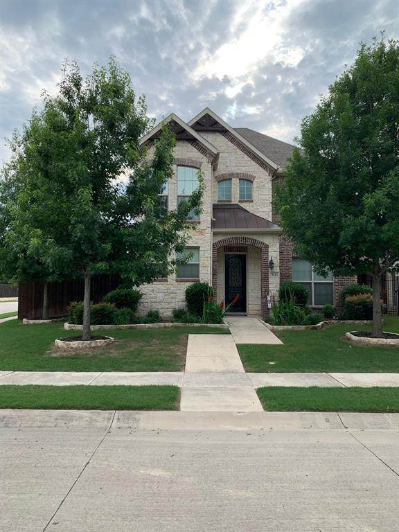 301 Park Villa Lane, Aledo, TX 76008 (MLS #14547951) :: Potts Realty Group