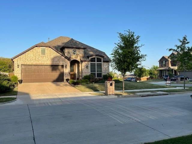 4225 Roxbury Street, Denton, TX 76210 (MLS #14550250) :: RE/MAX Landmark