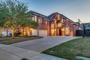 2108 Alma Drive, Keller, TX 76248 (MLS #14551775) :: The Mitchell Group