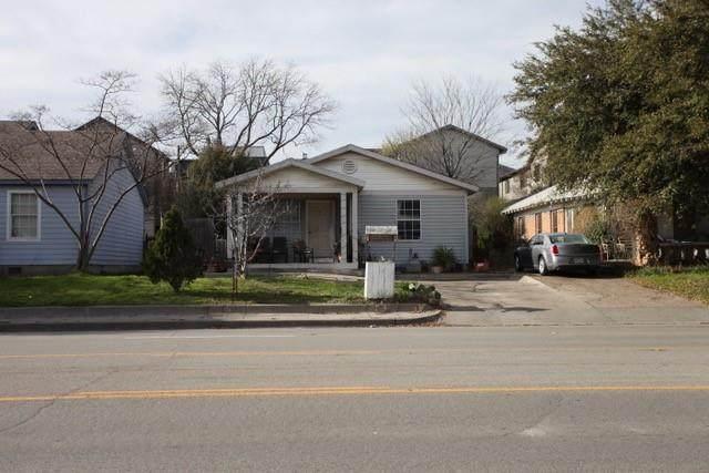 5645 Live Oak Street, Dallas, TX 75206 (MLS #14554549) :: Team Tiller