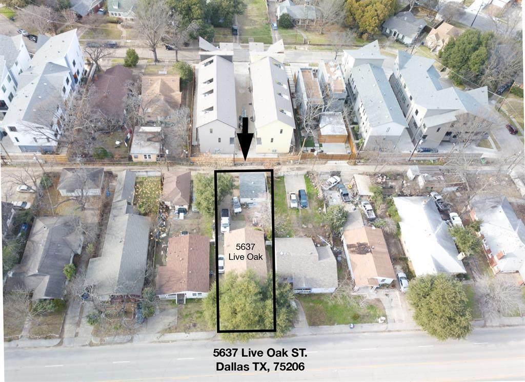 5637 Live Oak Street - Photo 1