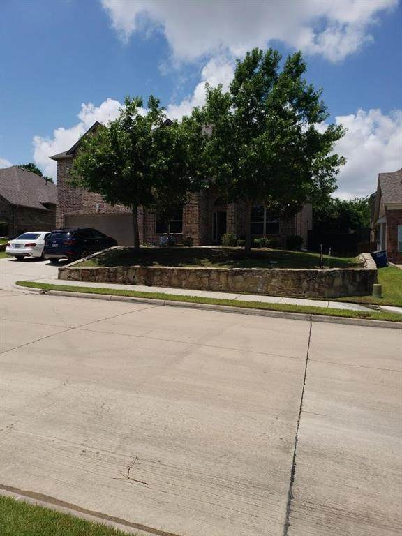 105 Parkside Drive, Wylie, TX 75098 (MLS #14580363) :: RE/MAX Landmark