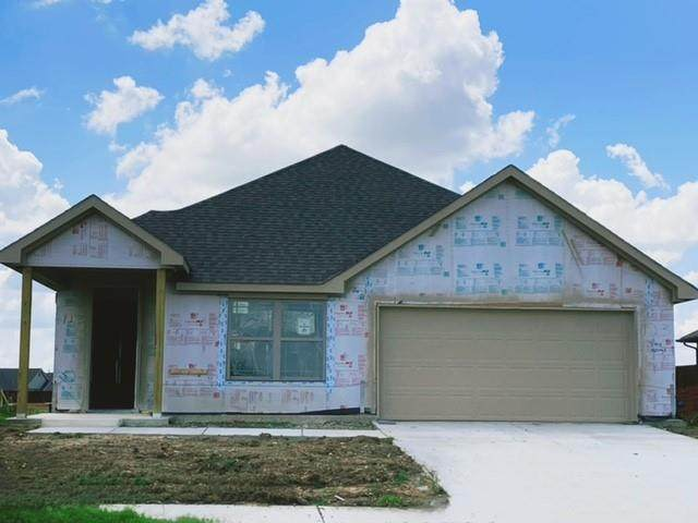 123 Creekside Drive, Sanger, TX 76266 (MLS #14582967) :: The Property Guys