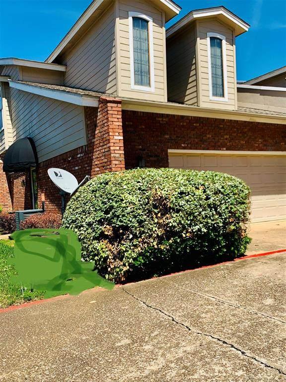 5849 Lake Point Drive, Arlington, TX 76016 (MLS #14585604) :: The Good Home Team