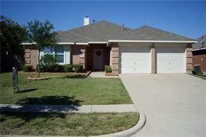 2813 Thrush Drive, Mesquite, TX 75181 (MLS #14595066) :: The Heyl Group at Keller Williams