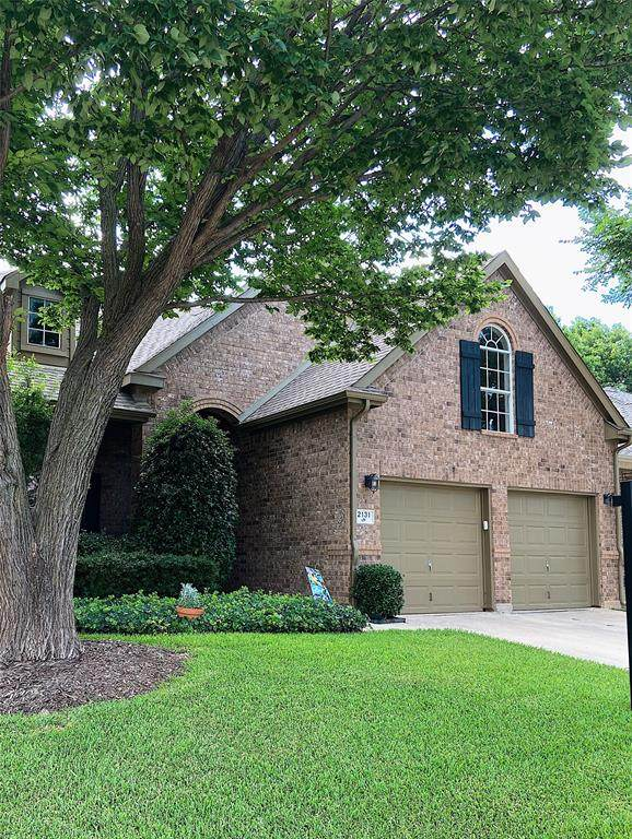 2131 Clubside Drive, Corinth, TX 76210 (MLS #14611287) :: The Property Guys
