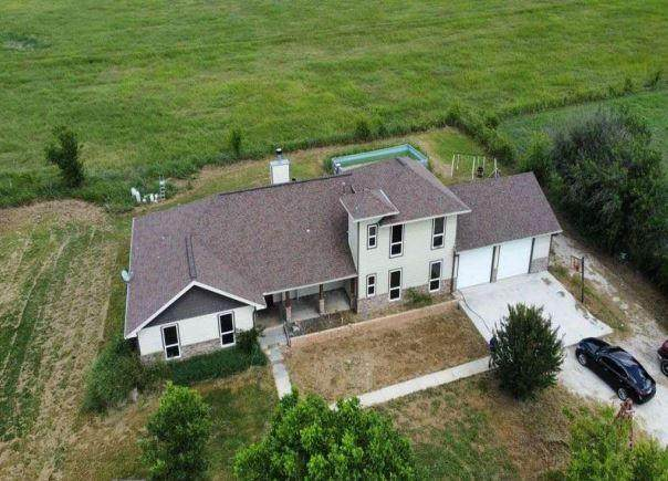 718 Smith Road, Ponder, TX 76259 (MLS #14612785) :: 1st Choice Realty
