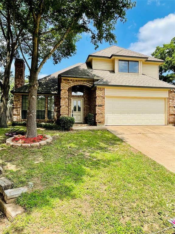 4821 Gaylewood Court, Arlington, TX 76017 (MLS #14615359) :: Rafter H Realty