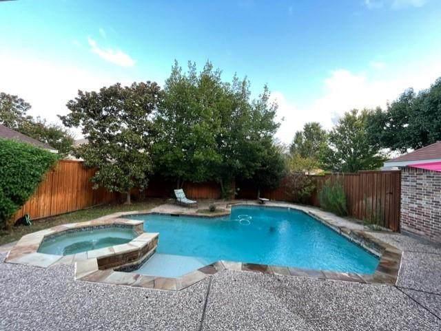 5509 Blue Spruce Lane, Mckinney, TX 75070 (MLS #14620692) :: The Mauelshagen Group