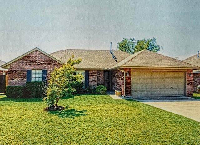 408 Colony Street, Eastland, TX 76448 (MLS #14629672) :: Real Estate By Design