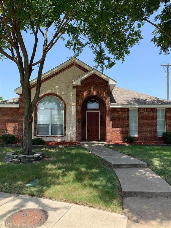 1723 Elm Spring Court, Allen, TX 75002 (MLS #14631417) :: Feller Realty