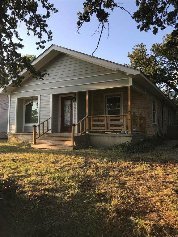3211 Montague Street, Fort Worth, TX 76119 (MLS #14631992) :: Real Estate By Design