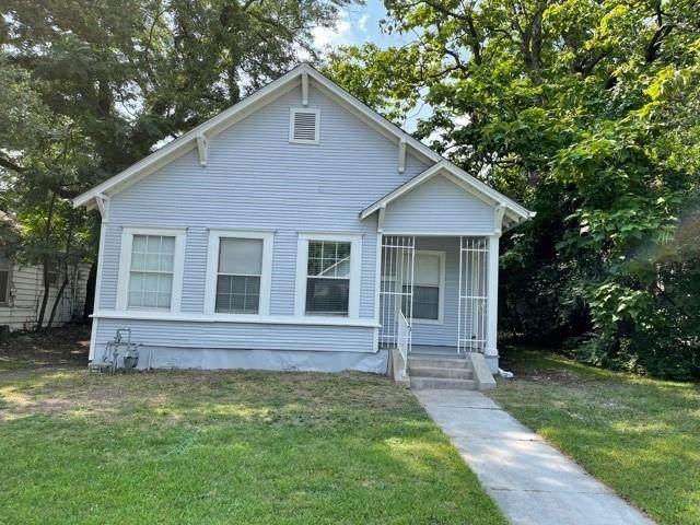 1617 Stoneman Street, Dallas, TX 75215 (MLS #14632408) :: Real Estate By Design