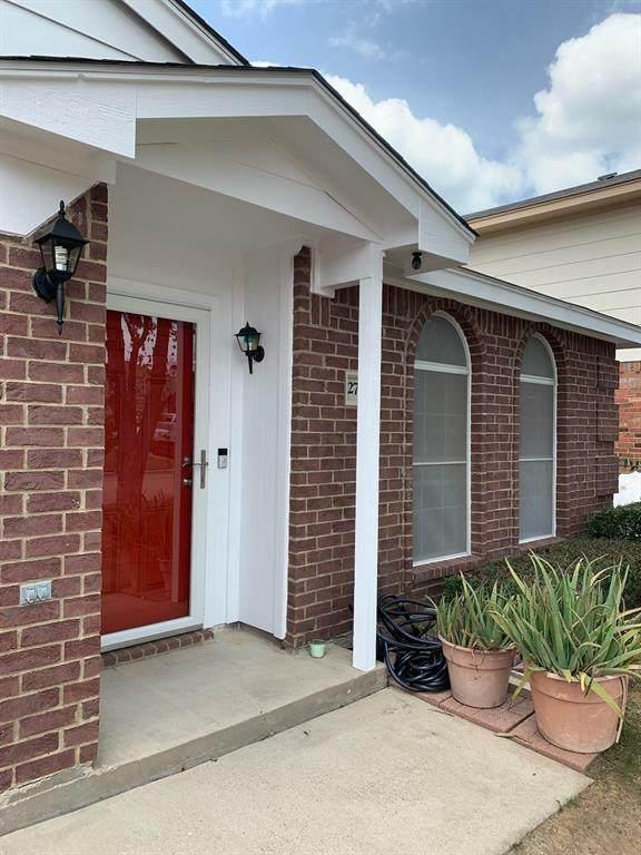 2744 Yoakum Street, Fort Worth, TX 76108 (MLS #14635987) :: The Property Guys