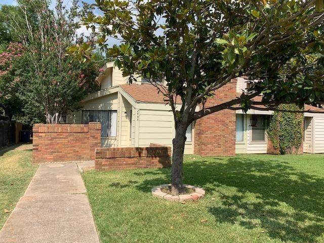2405 Mustang Court, Lewisville, TX 75067 (MLS #14638380) :: Real Estate By Design
