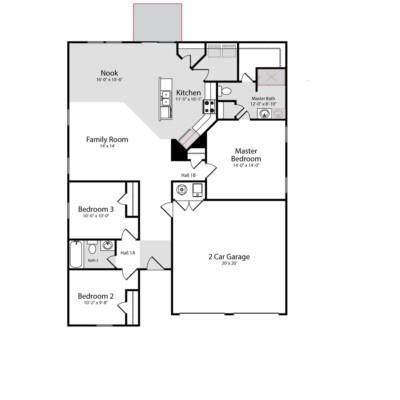 106 Clear Creek Lane, Terrell, TX 75160 (MLS #14660423) :: Lisa Birdsong Group | Compass