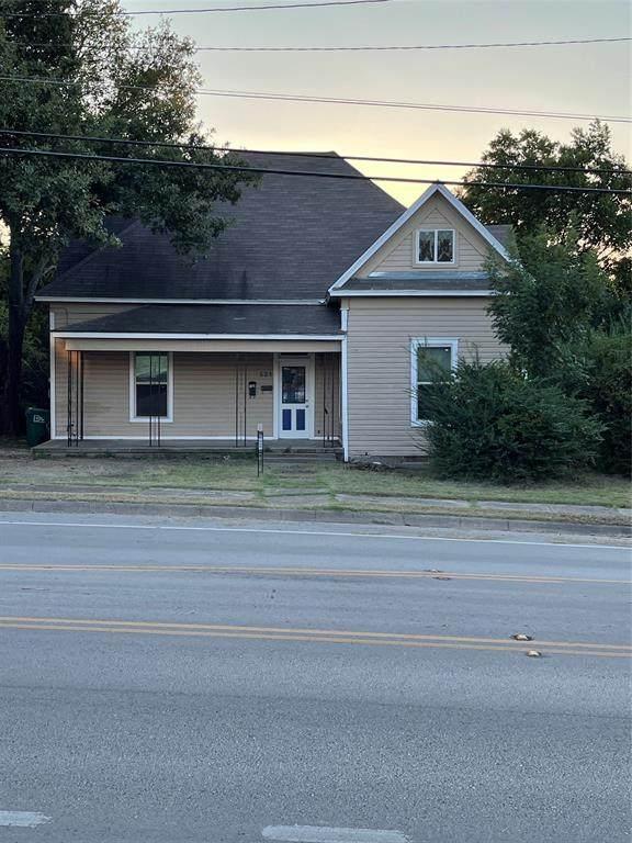 521 Malone Street, Denton, TX 76201 (MLS #14664383) :: Jones-Papadopoulos & Co