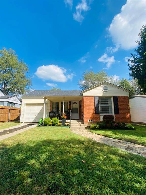 4308 Curzon Avenue, Fort Worth, TX 76107 (MLS #14664485) :: The Property Guys