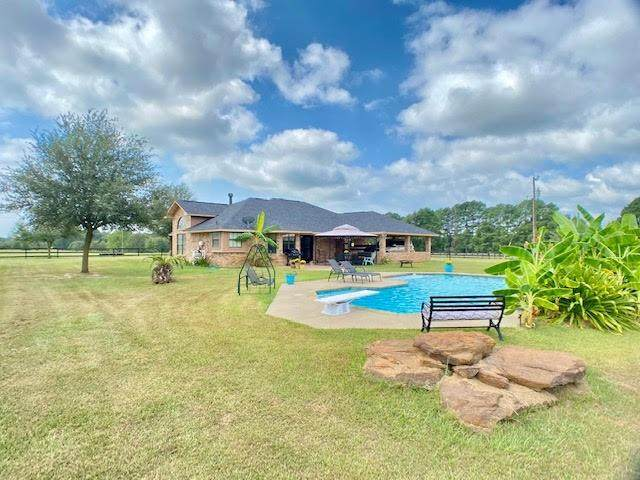 154 An County Road 499, Athens, TX 75751 (MLS #14667300) :: The Good Home Team