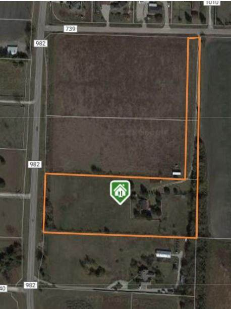 10890 County Road 739, Princeton, TX 75407 (MLS #14670749) :: Real Estate By Design