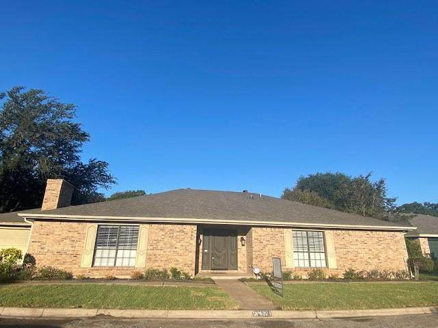 4301 Hartwood Circle, Fort Worth, TX 76109 (MLS #14671652) :: Real Estate By Design
