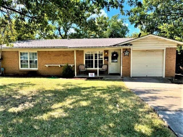 1230 Bellaire Drive, Grapevine, TX 76051 (MLS #14671655) :: Team Hodnett