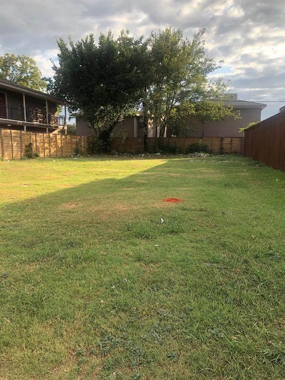 1505 Holly Avenue, Dallas, TX 75204 (MLS #14672614) :: Real Estate By Design