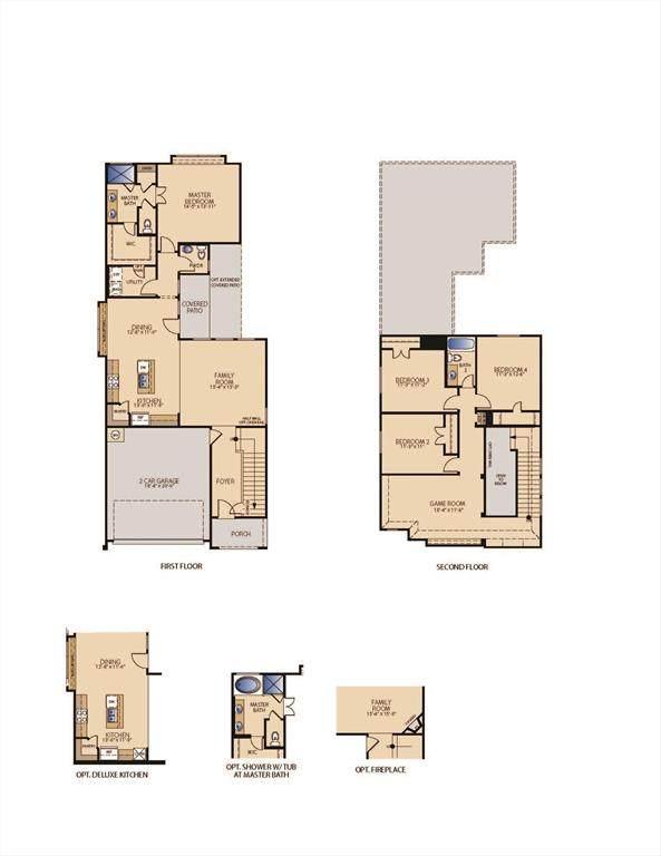 551 Concho Street, Aubrey, TX 76227 (MLS #14673065) :: Real Estate By Design