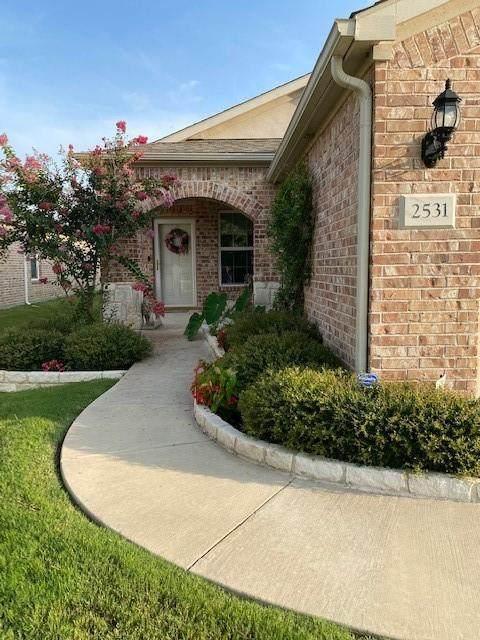 2531 Honeybee Lane, Frisco, TX 75036 (MLS #14682157) :: Craig Properties Group