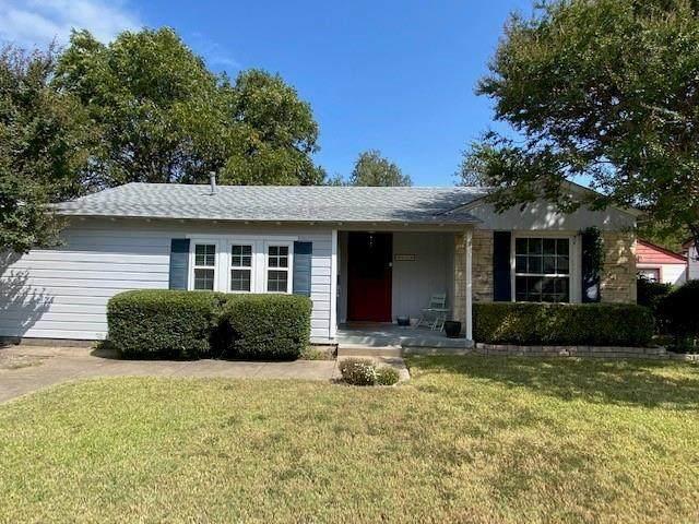 3412 Brady Avenue, Fort Worth, TX 76109 (MLS #14682271) :: Real Estate By Design
