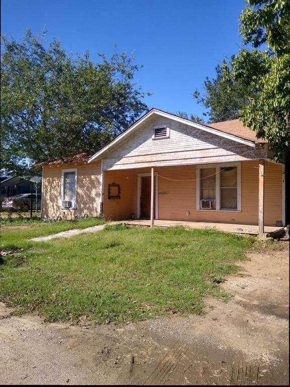 510 14th Street, Mineral Wells, TX 76067 (MLS #14691435) :: The Krissy Mireles Team