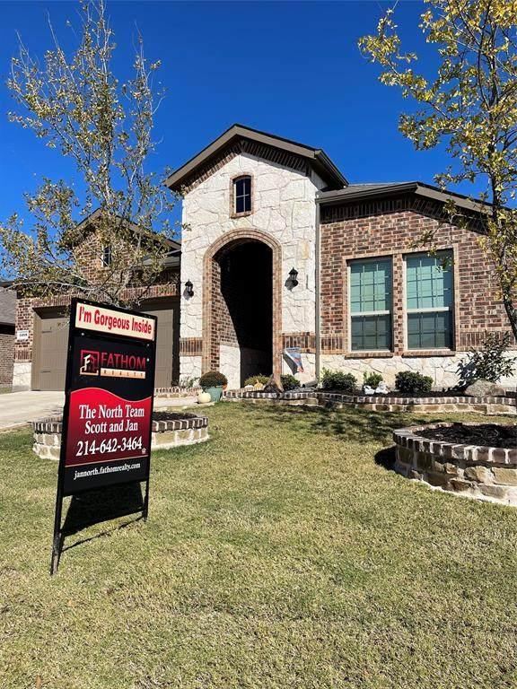 1208 Holly Street, Anna, TX 75409 (MLS #14692089) :: RE/MAX Pinnacle Group REALTORS