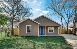 501 Mansfield Road, Cleburne, TX 76031 (MLS #14695639) :: Lisa Birdsong Group | Compass