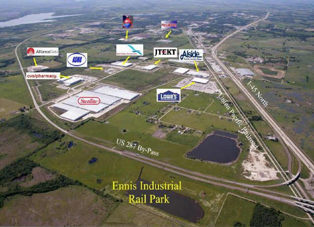 00 Hwy 287, Ennis, TX 75119 (MLS #11473065) :: The Mitchell Group