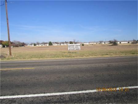 0 E Dr Mlk Jr Boulevard E, Waxahachie, TX 75165 (MLS #11627606) :: Team Hodnett