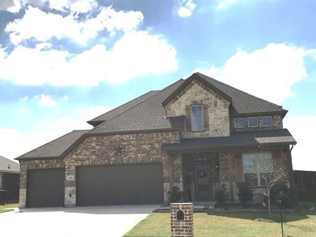 4809 Lakepark Drive, Sanger, TX 76266 (MLS #13672250) :: Team Hodnett