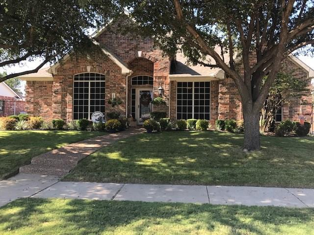 1502 Briar Meadow Drive, Keller, TX 76248 (MLS #13712676) :: The Marriott Group