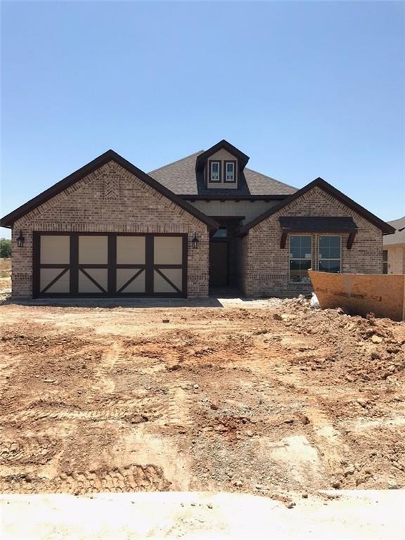 1428 Town Creek Circle, Weatherford, TX 76086 (MLS #13766427) :: Team Hodnett